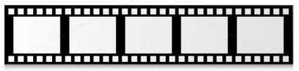 Clap-board-and-Film-Reel-Vectors