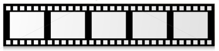 Clap-board-and-Film-Reel-Vectors
